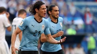 WM 2018: Die Bilder zum Spiel Russland - Uruguay