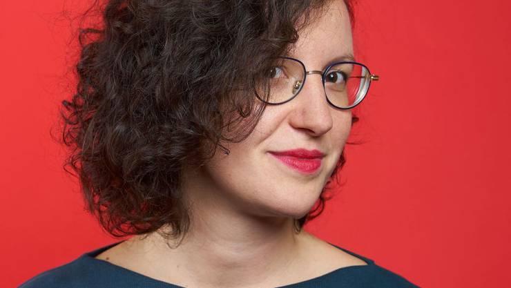Die schweizerisch-kroatische Schriftstellerin Ivna Žic.