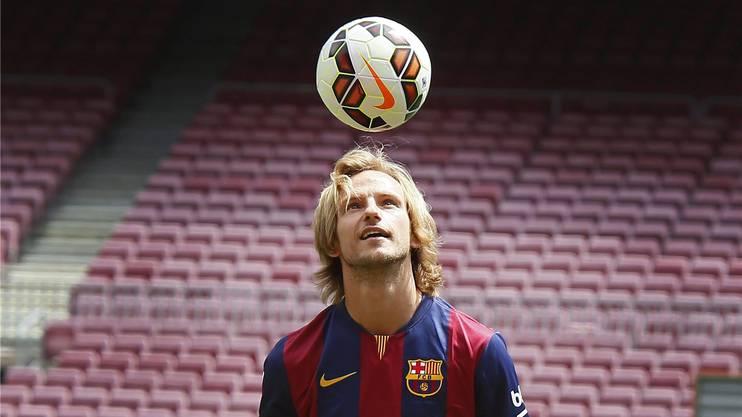 Ivan Raktic ist in Barcelona zu einem der weltbesten Mittelfeldspieler heran gereift. Der Ex-Basler bildet mit Modric das Rückgrat des starken Kroatischen Kollektivs, das neu zum Geheimfavoriten aufgestiegen ist.