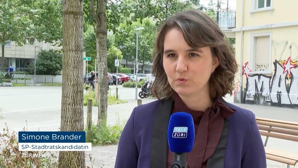 Simone Brander soll Stadträtin werden