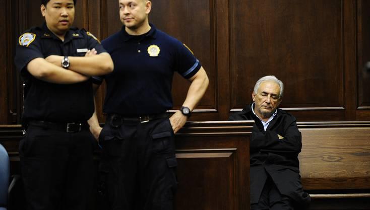 Strauss-Kahn sei «offensichtlich nicht in der Lage», den IWF zu lenken, sagte US-Finanzminister Timothy Geithner in New York.