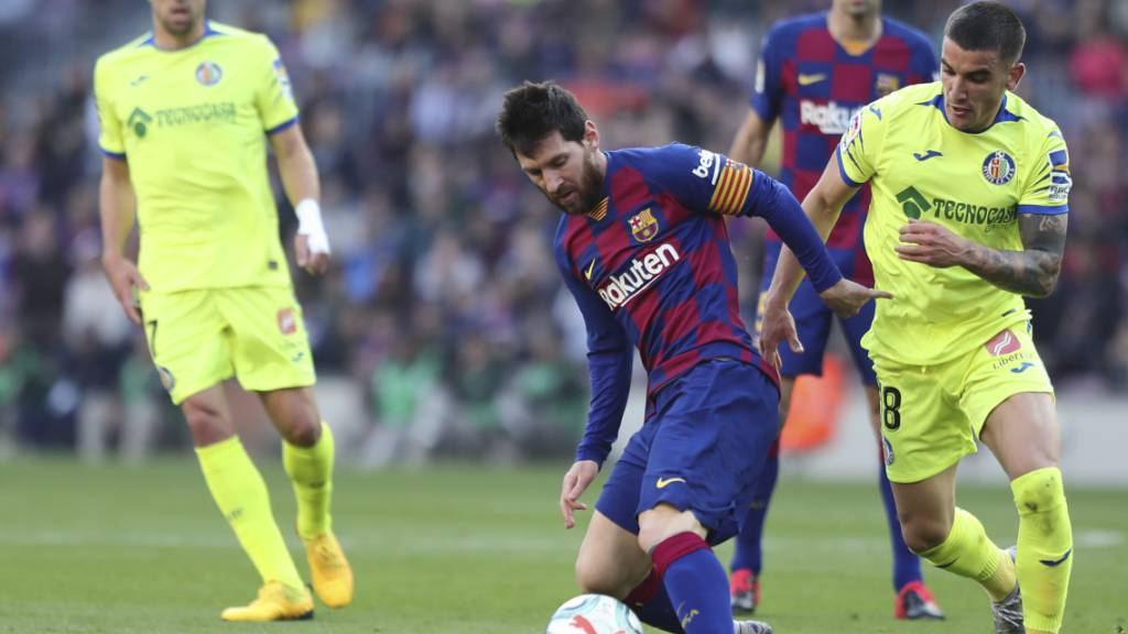 Messi und Hamilton bei Laureus als Sportler des Jahres geehrt