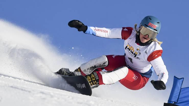 In der vergangenen Saison belegte Julie Zogg den vierten Platz in der Gesamtwertung des Parallel-Riesenslaloms.