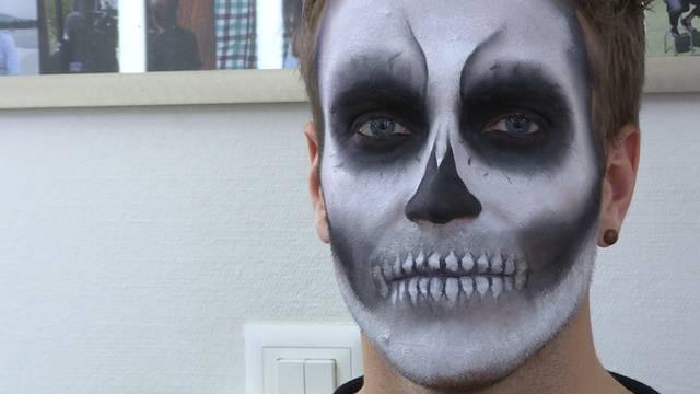 Halloween-schreck