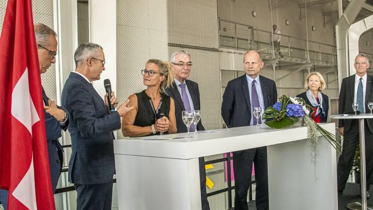 70 Jahre Staatsvertrag am Euroairport
