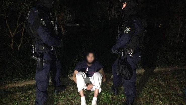 Anti-Terror-Razzia in Australien