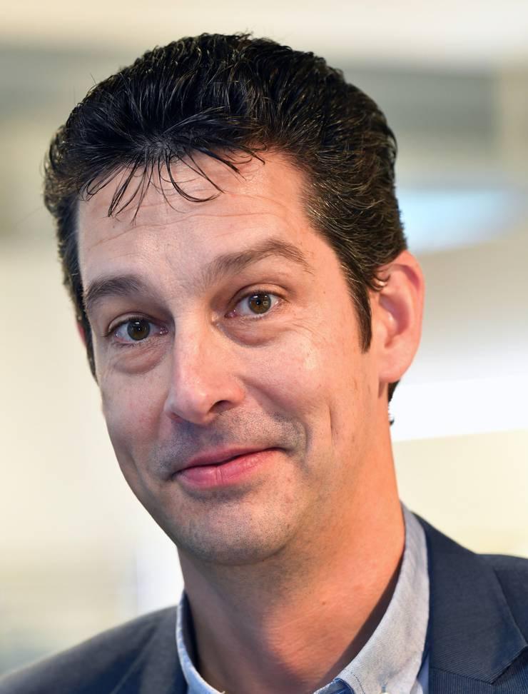Geschäftsleiter Matthias Wermuth