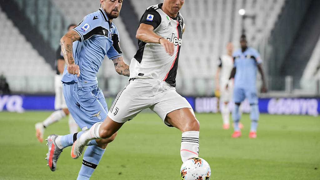 Juventus' 36. Meistertitel noch nicht im Trockenen
