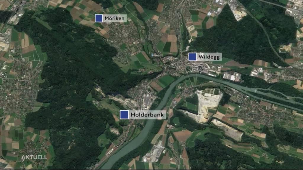 Holderbank: War der Brand nur ein Ablenkungsmanöver?