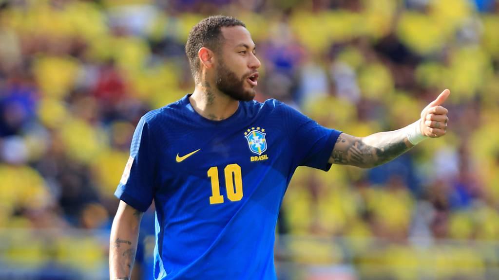 Brasiliens erste Verlustpunkte