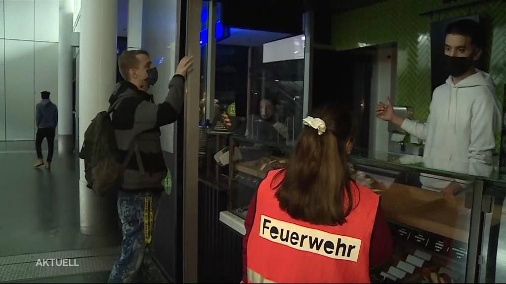 Stromausfall rund um Aarau