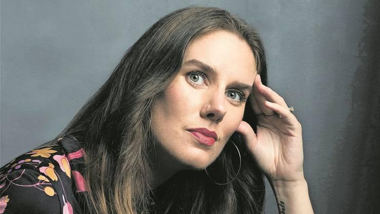 «Im Normalfall zahlt sie sich nicht in Glück aus»: Autorin Leslie Jamison. Beowuld Sheehan