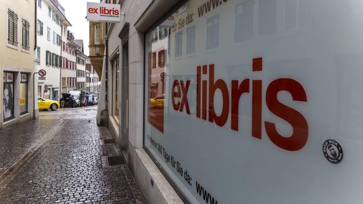 Ex Libris an der Hauptgasse ist Geschichte