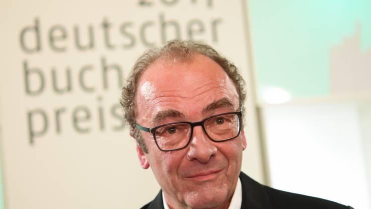 Robert Menasse, Träger des deutschen Buchpreises 2017, erhält auch den Walter-Hasenclever-Literaturpreis 2018. (Archiv)
