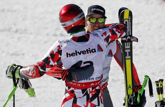 Der Schweizer Carlo Janka wurde als Bester Elfter. Er konnte sich immerhin im Final-Durchgang steigern.