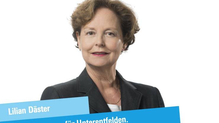 Die FDP Unterentfelden nominiert Gemeinderätin Lilian Däster für das Amt als Vizeammann bei den Ersatzwahlen vom 20. Oktober 2019.