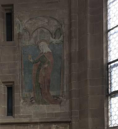 Die Heilige Verena aus Bad Zurzach