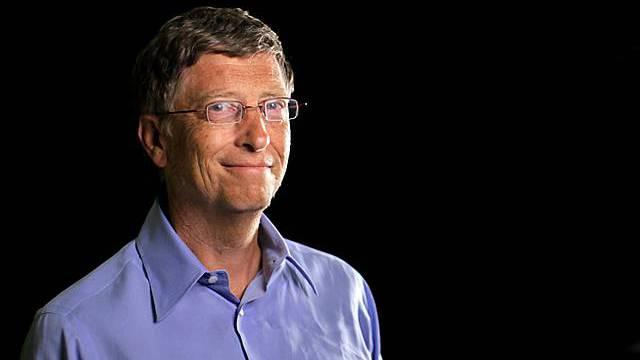 Microsoft-Gründer Bill Gates (Archiv)