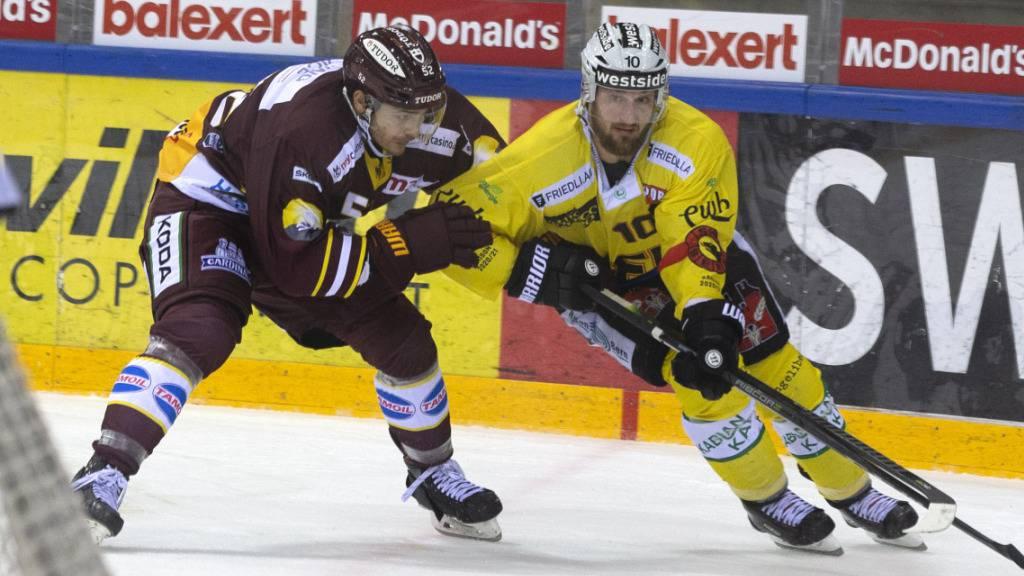 Verschobener Cup-Halbfinal Bern - Servette am 30. Januar