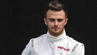 Manor-Fahrer Will Stevens darf sich auf seinen ersten Renneinsatz freuen.