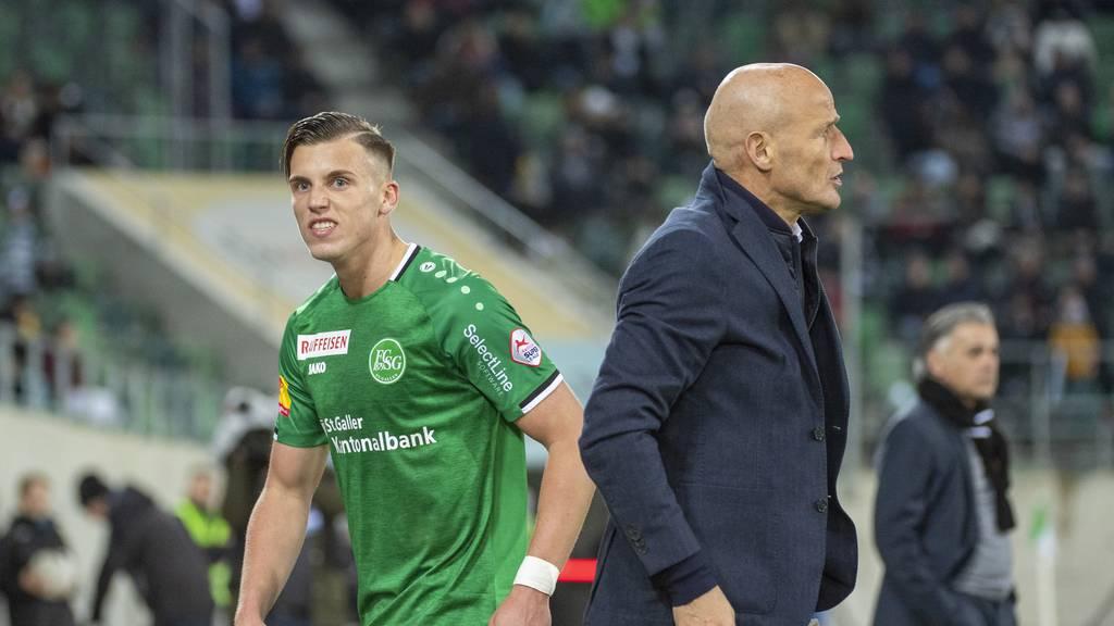 Zieht es Demirović nach Italien?
