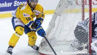 Andres Ambühl gewann am Spengler Cup mit Davos gegen die Nürnberg Ice Tigers mit 3:2