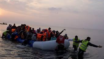 Seit Anfang Jahr waren bereits 7000 minderjährige Flüchtlinge ohne ihre Eltern unterwegs. (Archivbild)