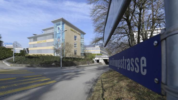 Die Unterführungsstrasse soll schon bald Léon-Breitling-Strasse heissen, sofern der Gemeinderat zustimmt.