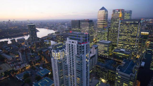Dunkle Geschäfte: Von London aus wird ein Grossteil der weltweiten Steueroasen gelenkt. Foto: KEYSTONE