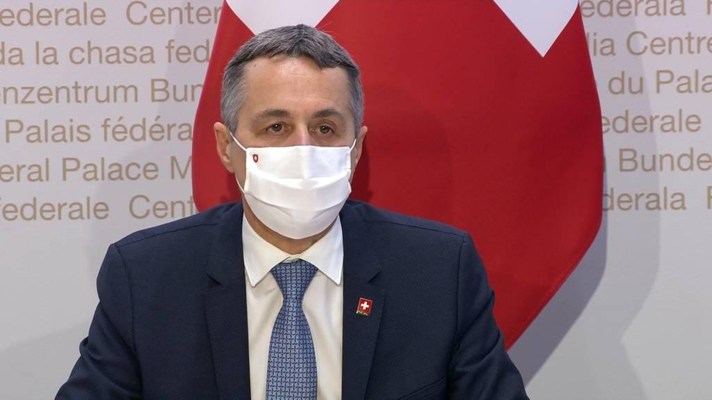 Auch nach gescheitertem EU-Rahmenabkommen: Schweiz will bilateralen Weg weiterführen
