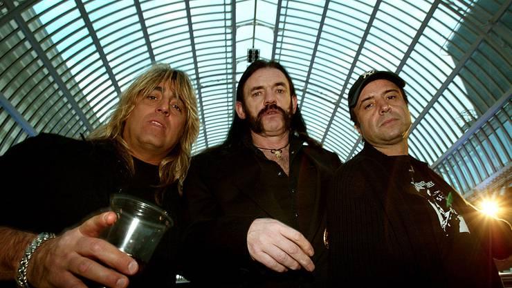 Motörhead wurde im Jahr 1975 gegründet.