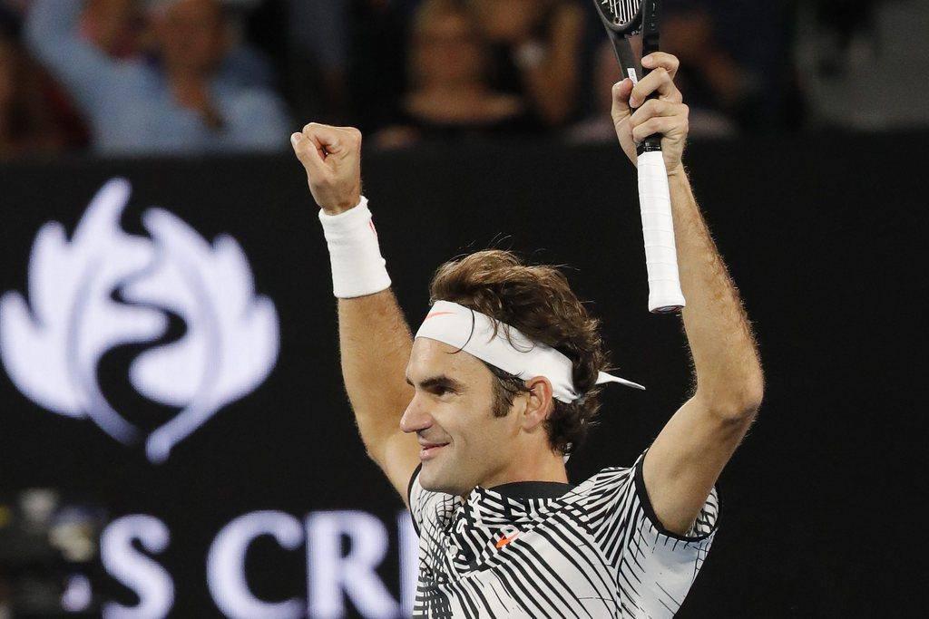 Federer kämpft sich in den Halbfinal