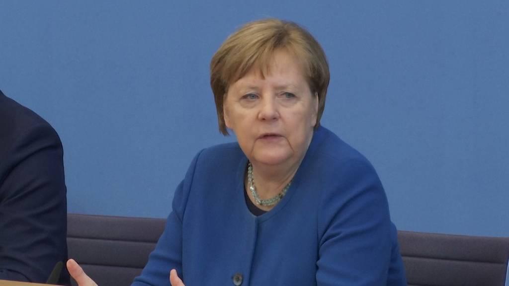 Angela Merkel hat Mitleid mit Italien