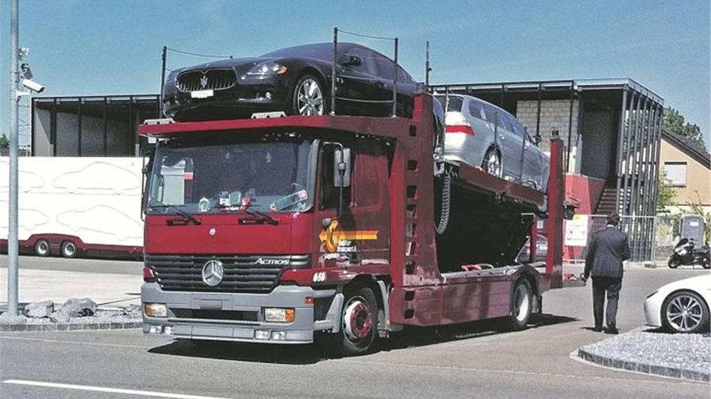 Santoro Auto Leasing Abtransport
