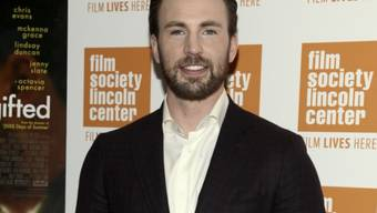 Beruflich ist Hollywood-Star Chris Evans viel in Los Angeles unterwegs - privat eher ungern. (Archiv)