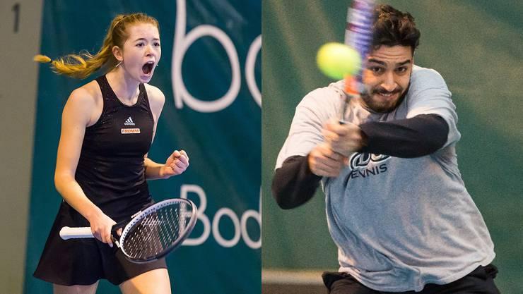 Sowohl Simona Waltert als auch Adam Moundir konnten ihrer Titel vom Vorjahr verteidigen.