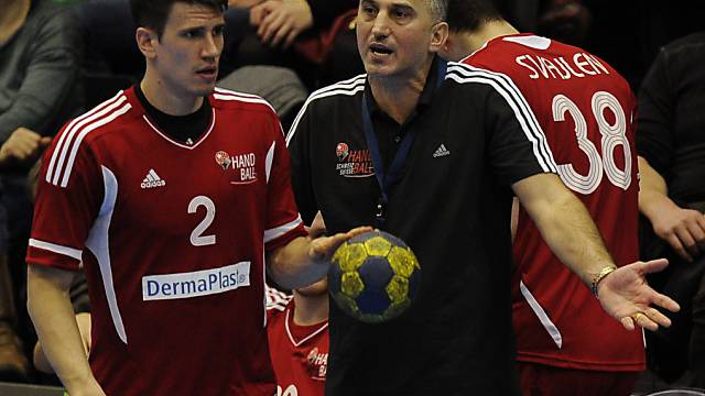 Denkt an einen Goaliewechsel: Nationaltrainer Goran Perkovac