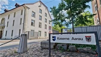 In der Kaserne Aarau ist im September kiloweise Sprengstoff verloren gegangen.