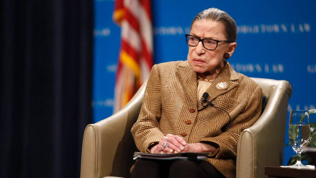 Legendäre US-Richterin Ruth Bader Ginsburg verstorben