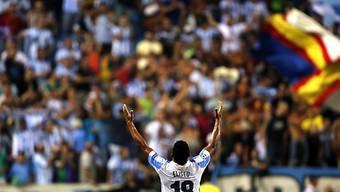 Eliseu erzielte das 2:0 für Malaga