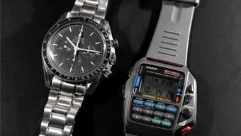 Die analoge Armbanduhr wurde durch die Digitaluhr aus Asien nicht verdrängt.