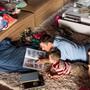 Voll gelebte Papi-Zeit. Gehört die Hausarbeit auch zum perfekten Vatersein?