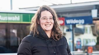 Jeanine Glarner (36, FDP) ist die Nachfolgerin von Hans-Jürg Reinhart (SVP).