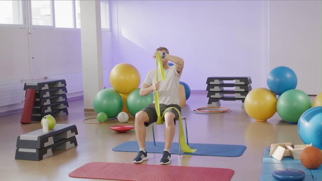 «Gymnastik im Wohnzimmer» vom 18. Mai 2021