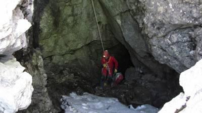 Die Rettungskation in den bayerischen Alpen ist heikel.