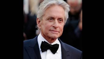 Michael Douglas (68) in Cannes (Archiv)