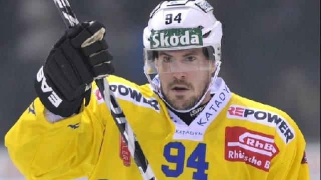 Peter Guggisberg erneut verletzt.