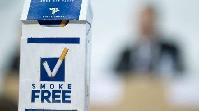 Die Präventionsarbeit, hier zum Tabakkonsum, soll besser koordiniert werden (Symbolbild)