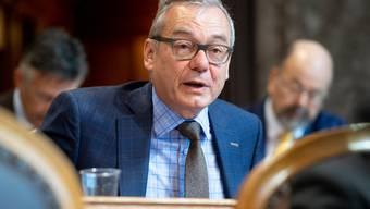 Kämpft für «seinen» Gegenvorschlag: Ständerat Ruedi Noser (FDP/ZH).