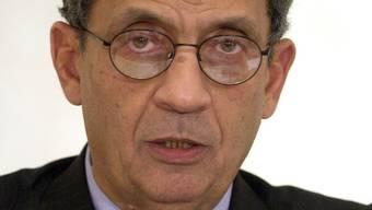 Aussichtsreichster Präsidentschaftskandidat unter vielen: Amre Mussa (Archiv)